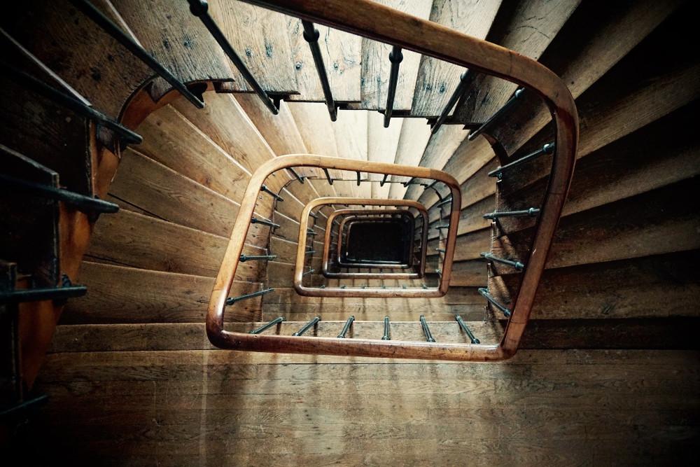 Montee-escalier